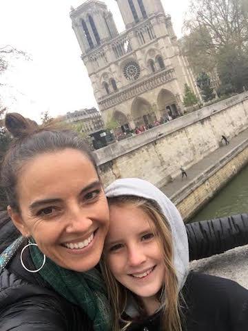 April-Paris
